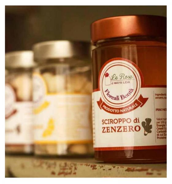 Sciroppo di Zenzero 200 ml